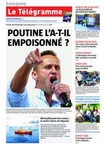 Le Télégramme Guingamp – 30 juillet 2019