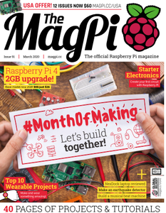 The MagPi - March 2020