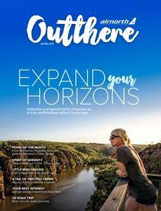 OUTthere Airnorth - April/May 2017