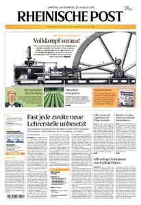Rheinische Post – 24. August 2019