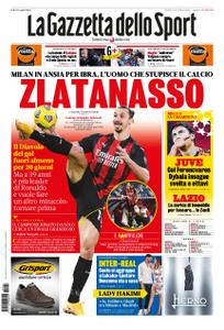La Gazzetta dello Sport Bergamo – 24 novembre 2020