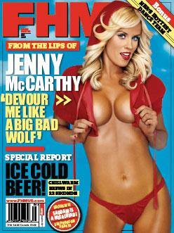FHM Magazine June 2006