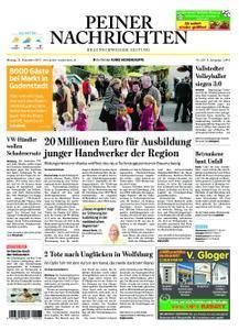 Peiner Nachrichten - 18. September 2017