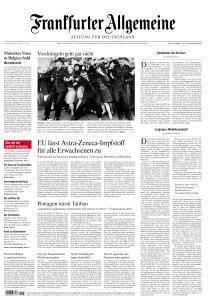 Frankfurter Allgemeine Zeitung - 30 Januar 2021