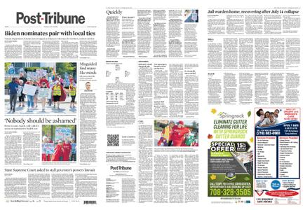 Post-Tribune – July 27, 2021