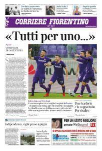 Corriere Fiorentino La Toscana - 13 Novembre 2017
