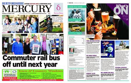 Hertfordshire Mercury – October 11, 2018