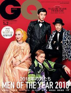 GQ Japan - 1月 2019