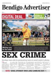Bendigo Advertiser - February 3, 2020