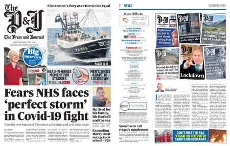 The Press and Journal Moray – December 28, 2020