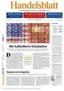 Handelsblatt - 19. September 2018