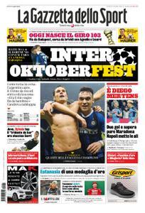 La Gazzetta dello Sport Roma – 24 ottobre 2019