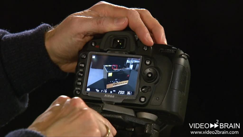 Video2Brain - Praxistraining Fotografie Nikon D90