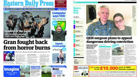 Eastern Daily Press – February 21, 2019