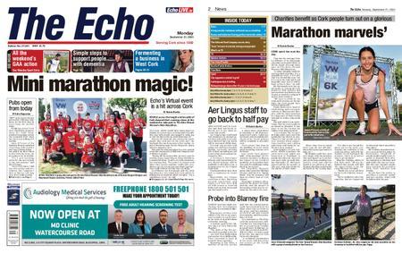 Evening Echo – September 21, 2020