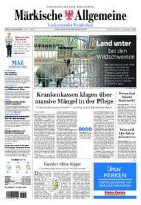 Märkische Allgemeine Luckenwalder Rundschau - 02. Februar 2018