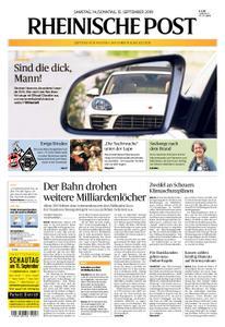 Rheinische Post – 14. September 2019