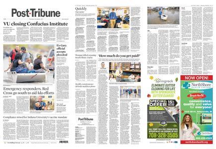 Post-Tribune – September 01, 2021