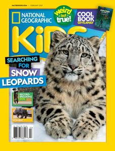 National Geographic Kids USA - February 2021