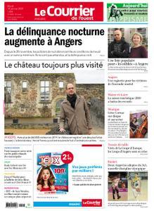 Le Courrier de l'Ouest Angers – 14 janvier 2020