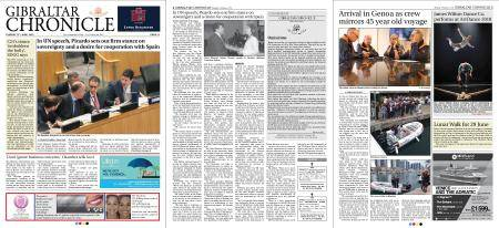 Gibraltar Chronicle – 12 June 2018