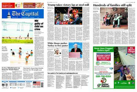 The Capital – July 27, 2018