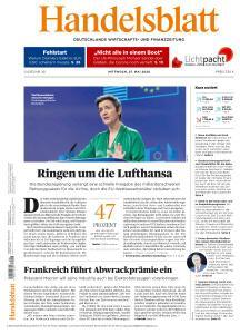Handelsblatt - 27 Mai 2020