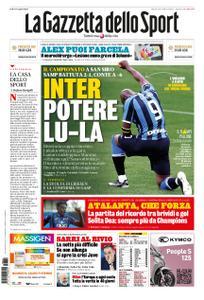 La Gazzetta dello Sport Roma – 22 giugno 2020