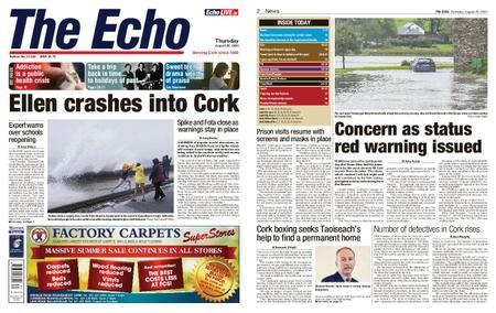Evening Echo – August 20, 2020