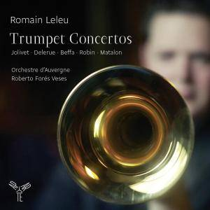 Romain Leleu & Ensemble Convergences - Trumpet Concertos (2015) [Official Digital Download 24/96]