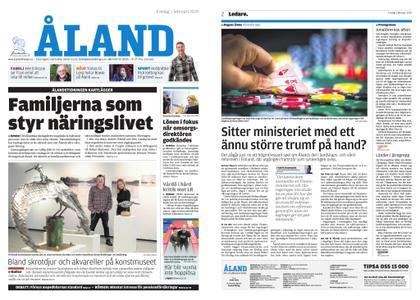 Ålandstidningen – 01 februari 2019
