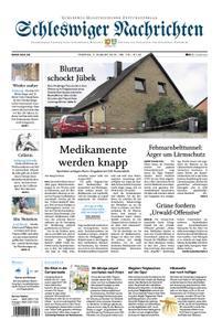 Schleswiger Nachrichten - 02. August 2019