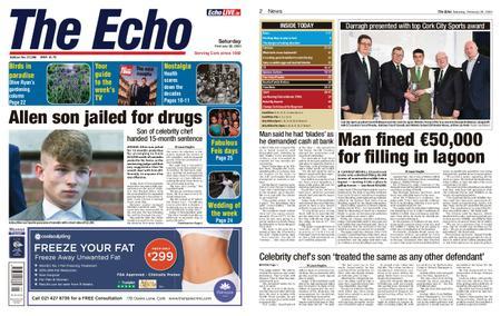 Evening Echo – February 29, 2020
