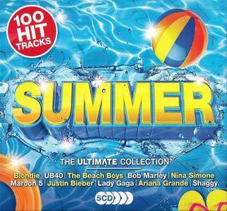 VA - Summer: The Ultimate Collection (5 CD, 2018)