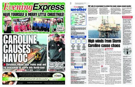 Evening Express – December 07, 2017