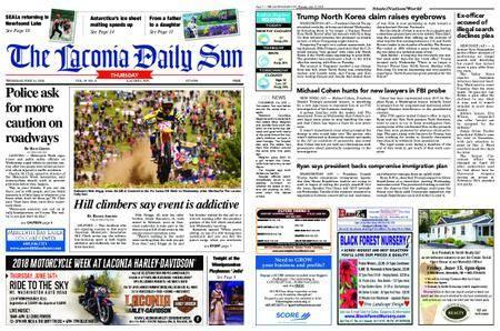 The Laconia Daily Sun – June 14, 2018