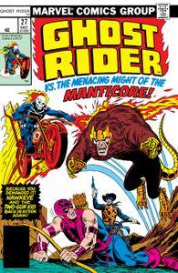 Ghost Rider 027 1977 Digital