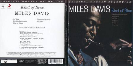 Miles Davis - Kind Of Blue (1959) [MFSL, UDSACD 2085]
