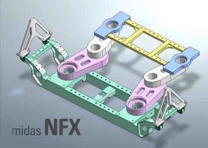 midas NFX 2016 R1 build 11