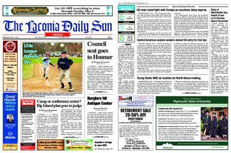 The Laconia Daily Sun – May 01, 2018
