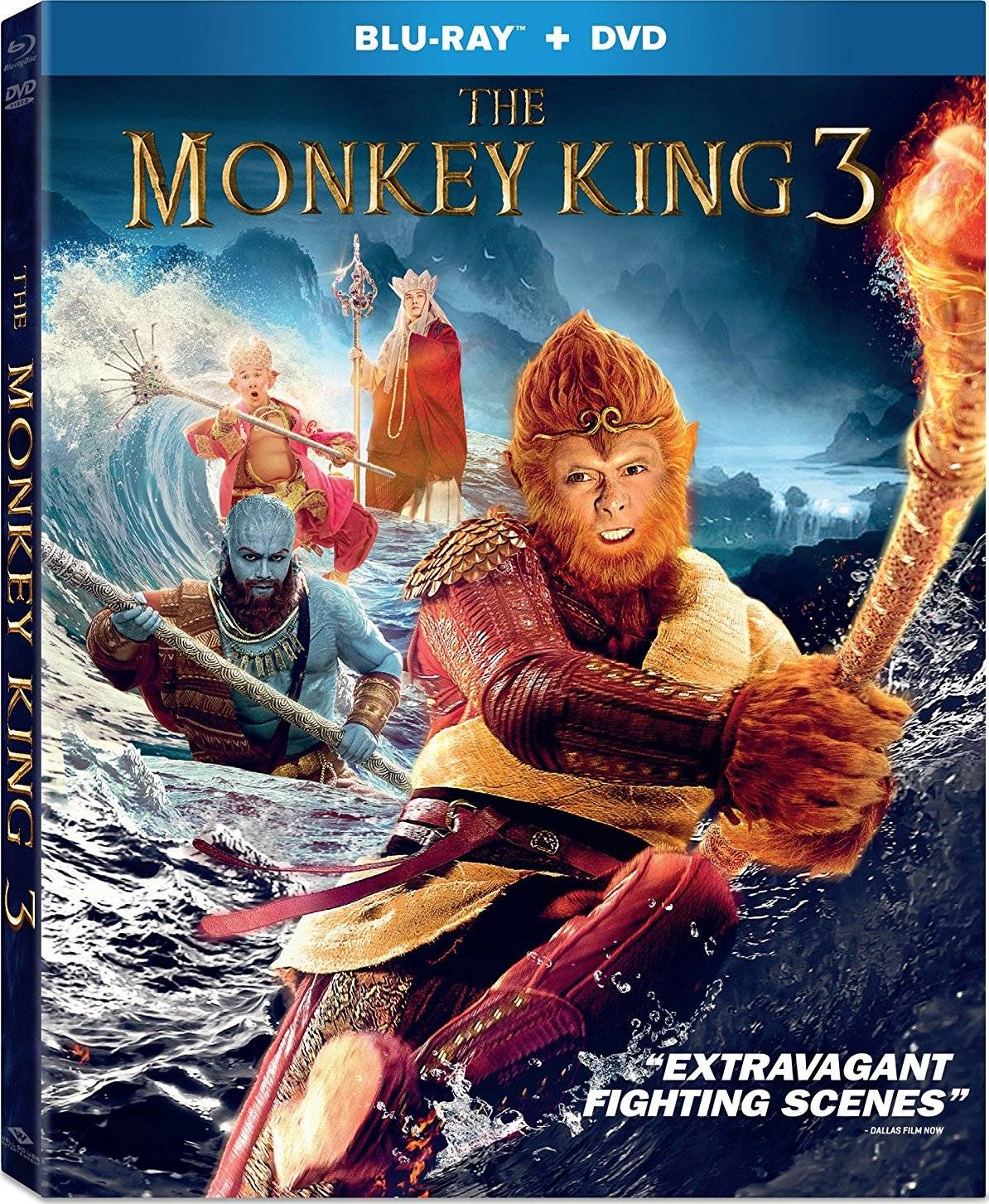 The Monkey King 3: Kingdom Of Women / Xi you ji zhi nü er guo (2018)
