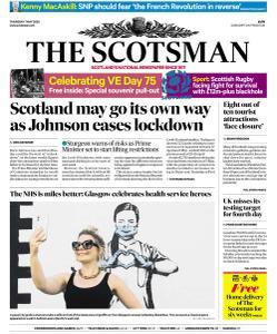 The Scotsman - 7 May 2020