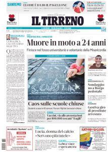Il Tirreno Livorno - 7 Marzo 2021