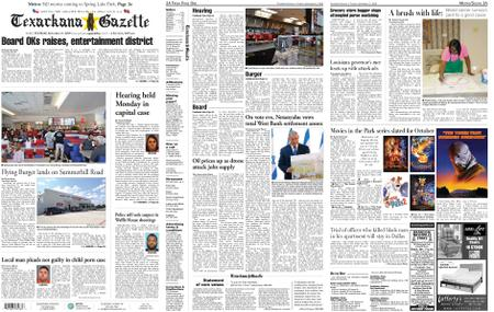 The Texarkana Gazette – September 17, 2019