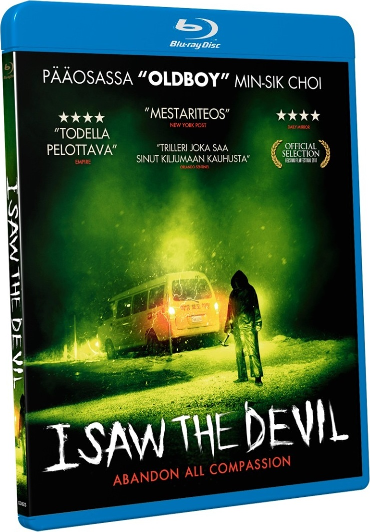 I Saw the Devil (2010) [Uncut]