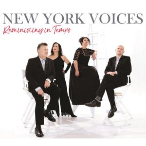 New York Voices - Reminiscing in Tempo (2019) [Official Digital Download 24/96]