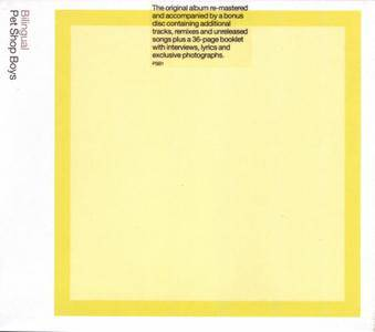 Pet Shop Boys - Bilingual / Further Listening 1995-1997 (2001) {Remastered} Restored