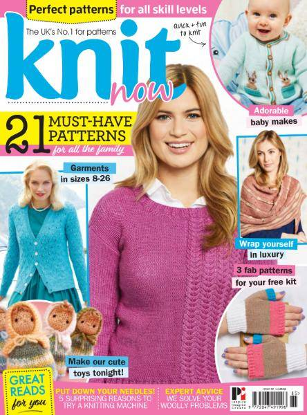 Knit Now - Issue 85 2018