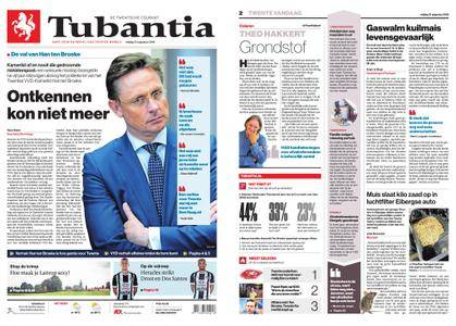 Tubantia - Enschede – 31 augustus 2018