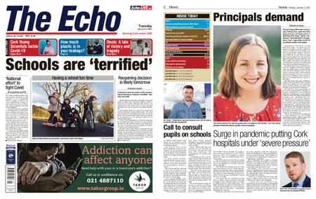 Evening Echo – January 05, 2021